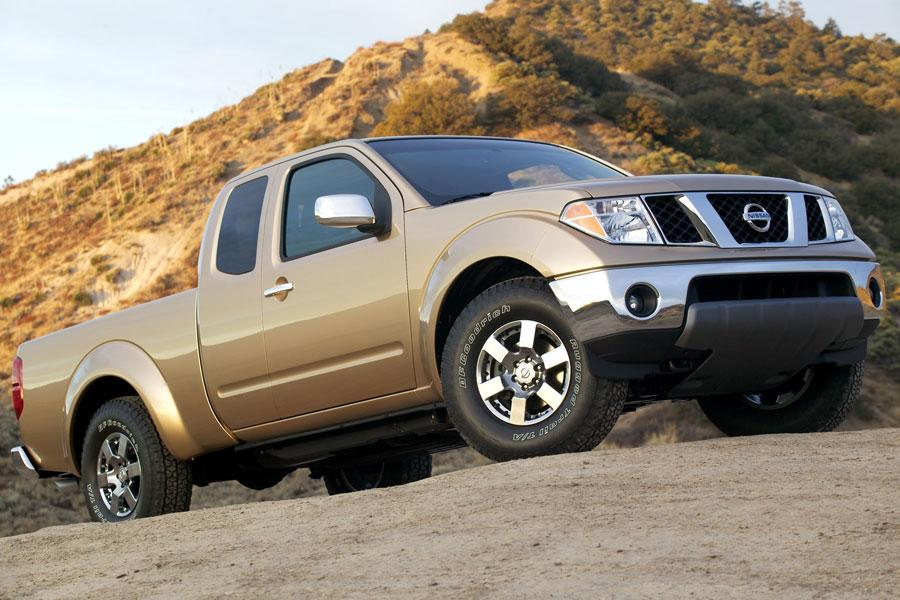 2006 Nissan Frontier Photo 3 of 8
