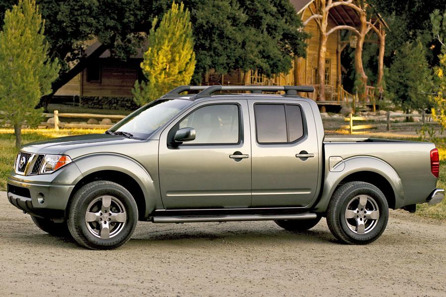 2006 Nissan Frontier Photo 5 of 8