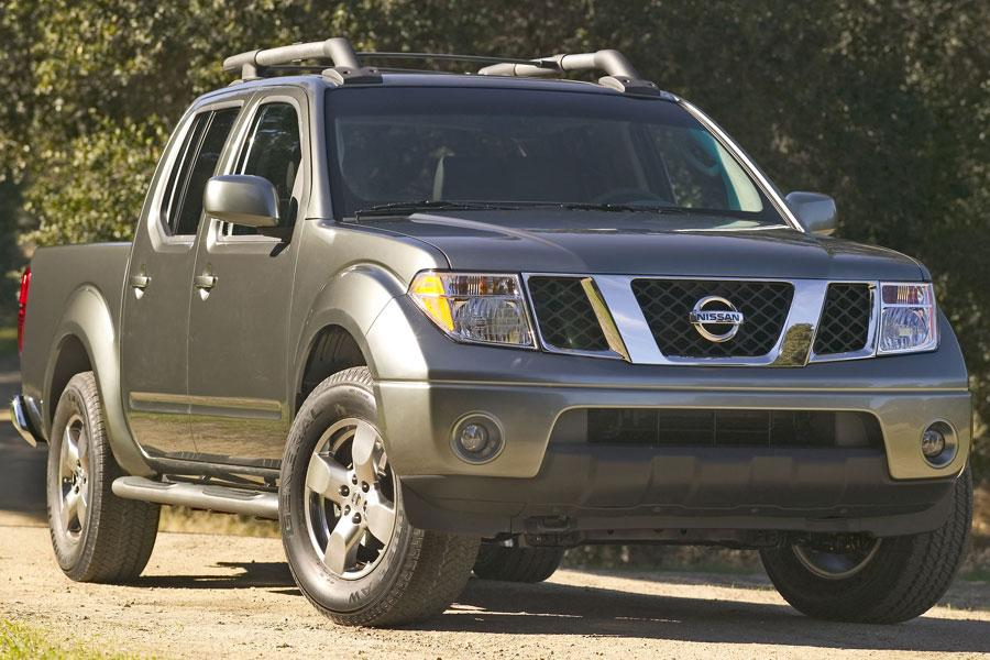 2006 Nissan Frontier Photo 6 of 8