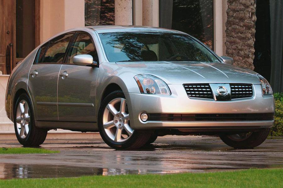 2006 Nissan Maxima Photo 4 of 10
