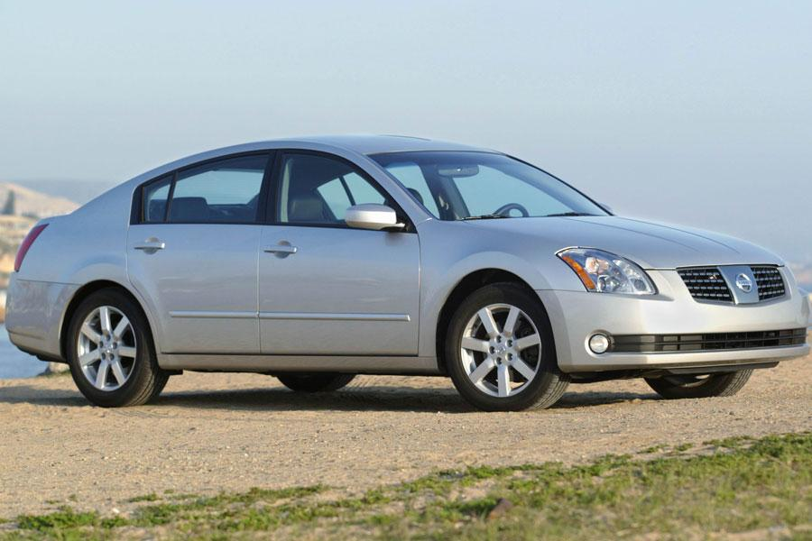 2006 nissan maxima specs pictures trims colors. Black Bedroom Furniture Sets. Home Design Ideas