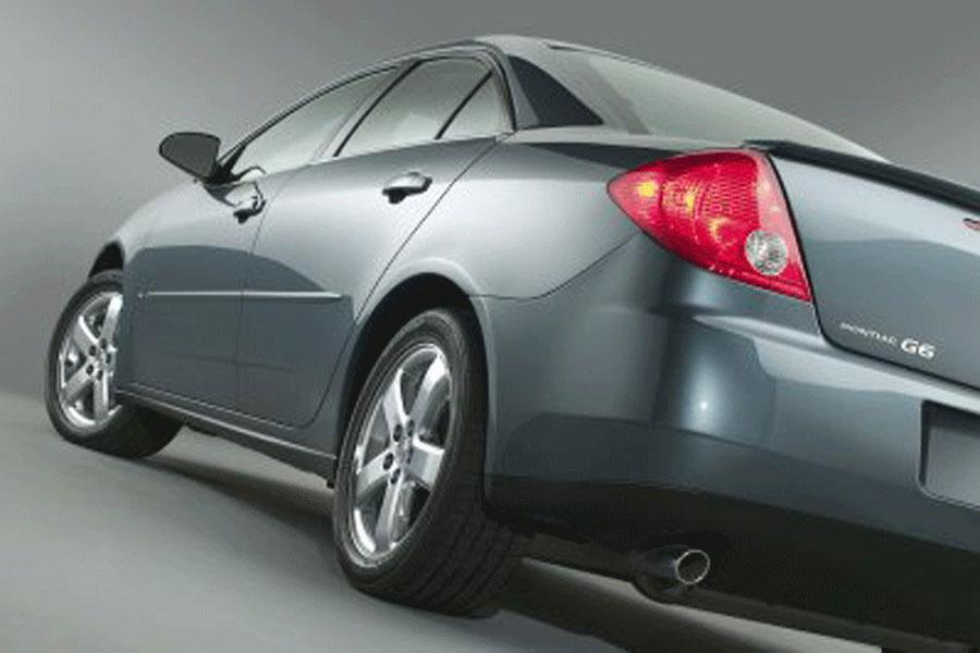 2006 Pontiac G6 Photo 4 of 8