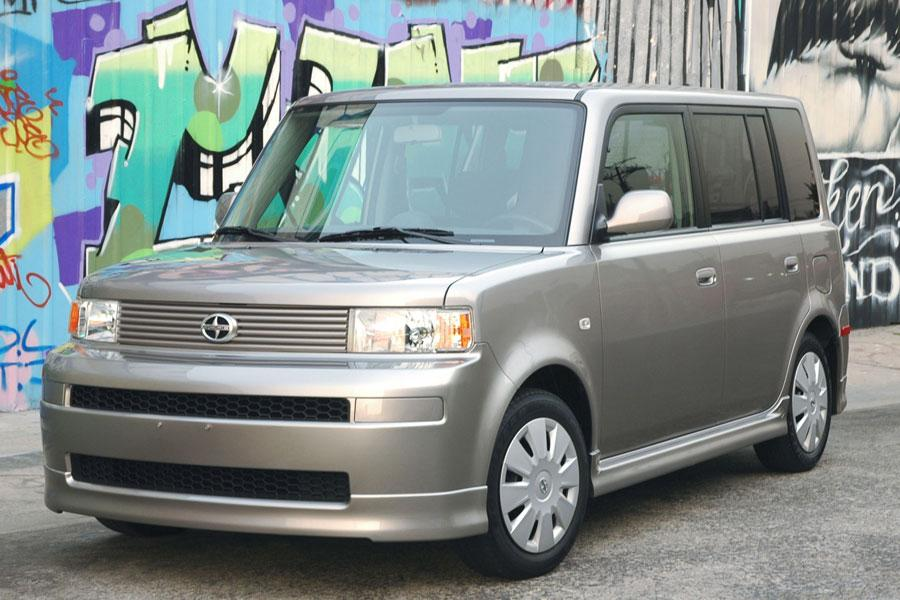 2006 scion xb overview. Black Bedroom Furniture Sets. Home Design Ideas