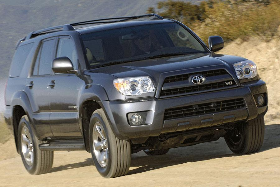 2006 Toyota 4runner Reviews Specs And Prices Cars Com