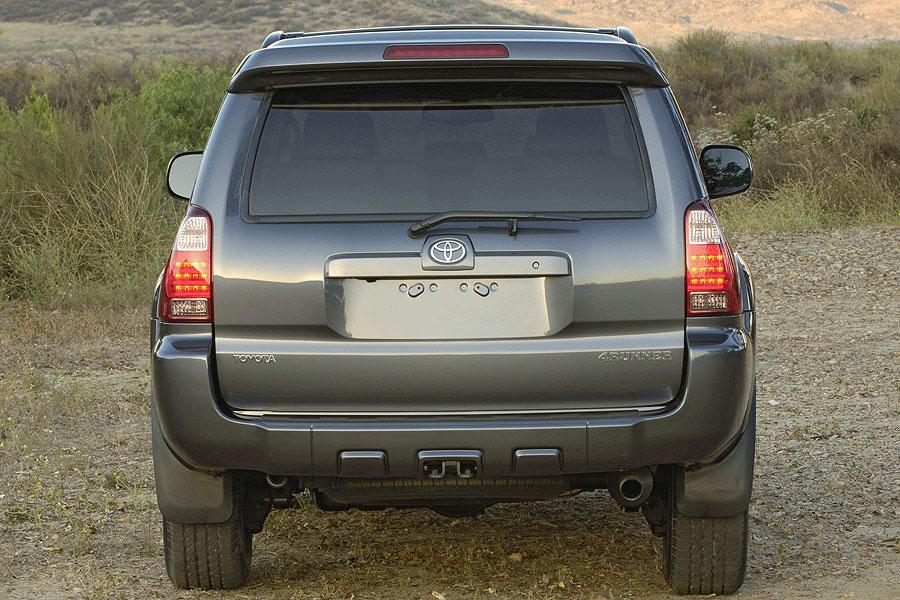 2006 Toyota 4Runner Photo 3 of 10
