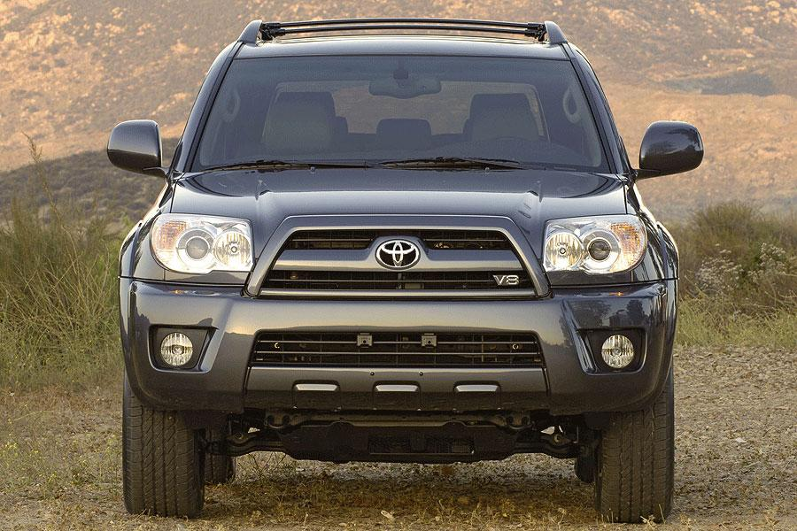 Toyota Four Runner For Sale >> 2006 Toyota 4Runner Reviews, Specs and Prices | Cars.com