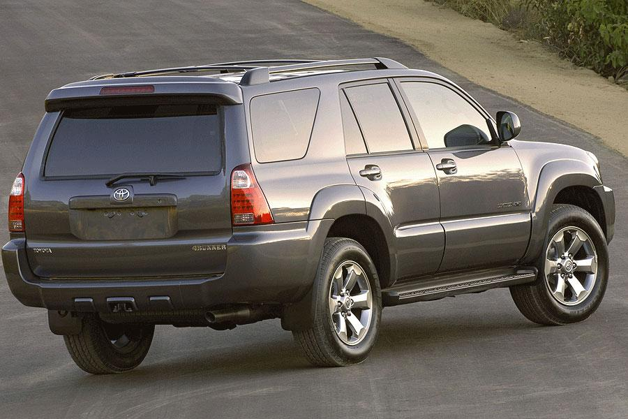 2006 toyota 4runner reviews specs and prices. Black Bedroom Furniture Sets. Home Design Ideas