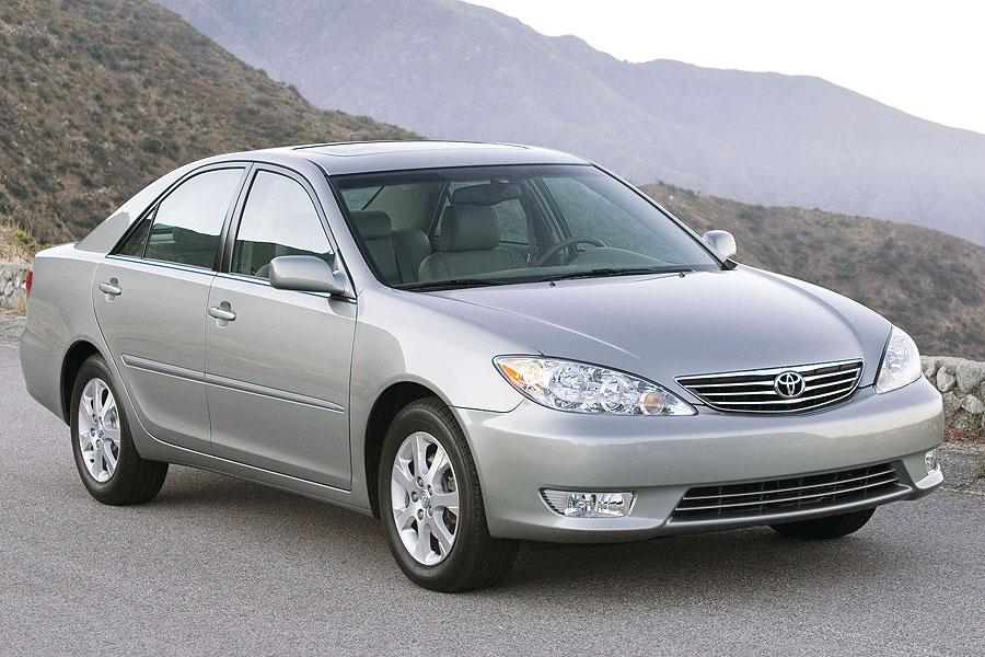 2006 toyota camry overview. Black Bedroom Furniture Sets. Home Design Ideas
