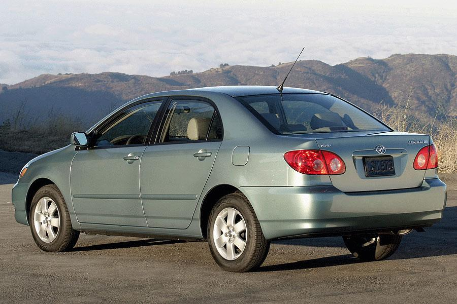 2006 Toyota Corolla Overview  Carscom