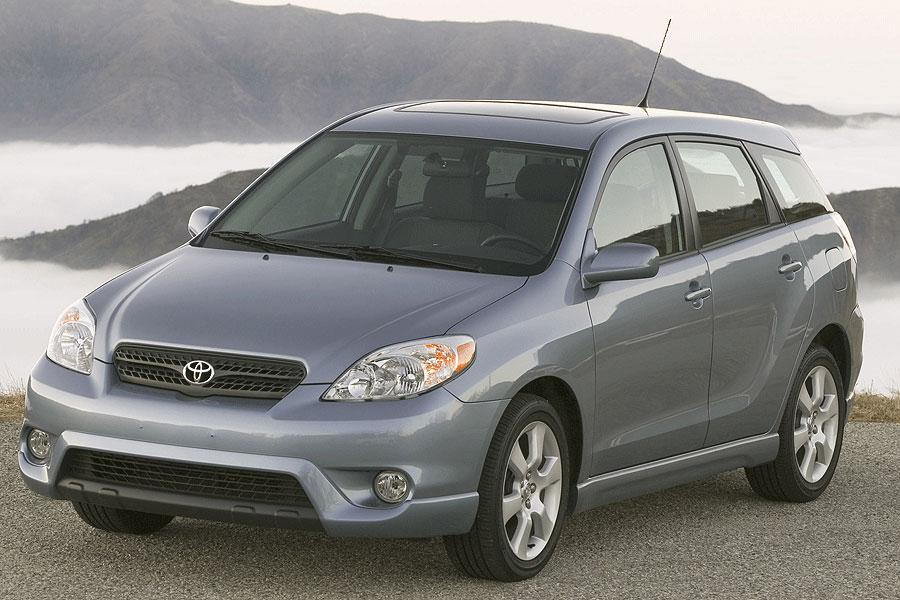 2006 Toyota Matrix Photo 4 of 8