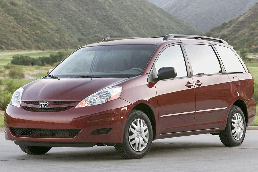 2006 Toyota Sienna Photo 2 of 8