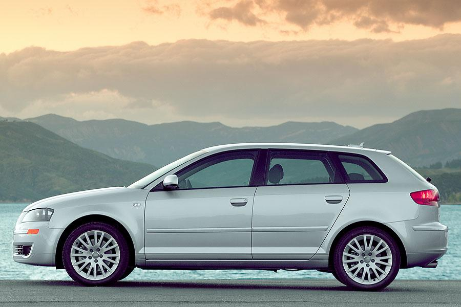 2007 Audi A3 Photo 4 of 8
