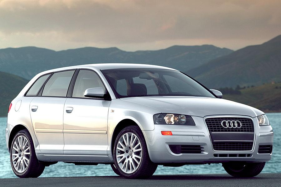 2007 Audi A3 Photo 1 of 8