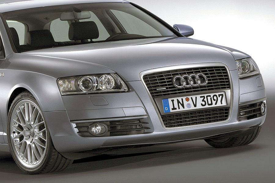 2007 audi a6 overview. Black Bedroom Furniture Sets. Home Design Ideas