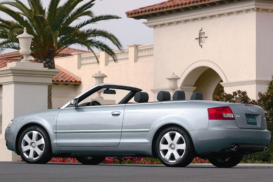2006 Audi A4 Photo 2 of 8
