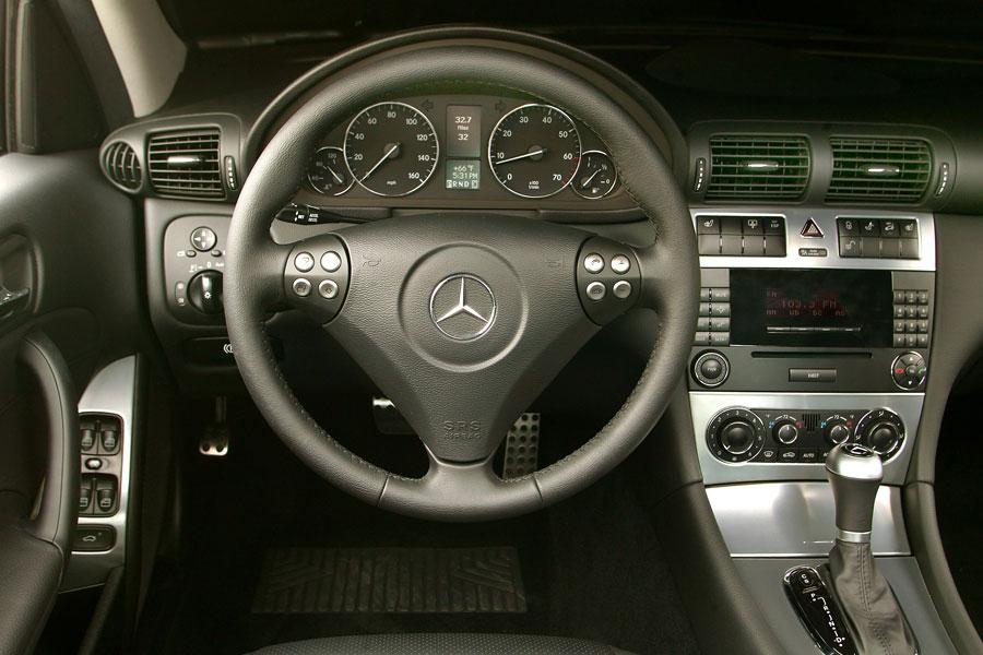 2006 mercedes benz c class reviews specs and prices. Black Bedroom Furniture Sets. Home Design Ideas