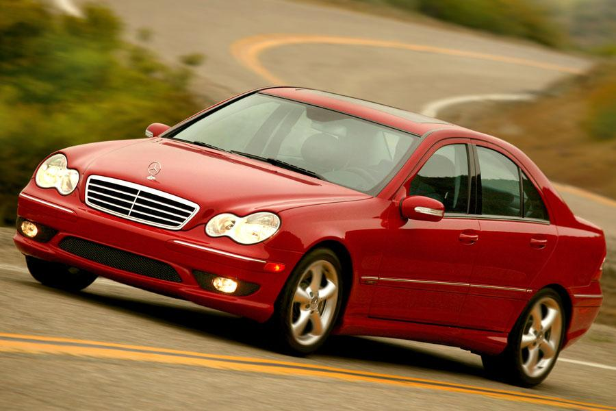 2006 mercedes benz c class reviews specs and prices for Mercedes benz c class 2006 for sale