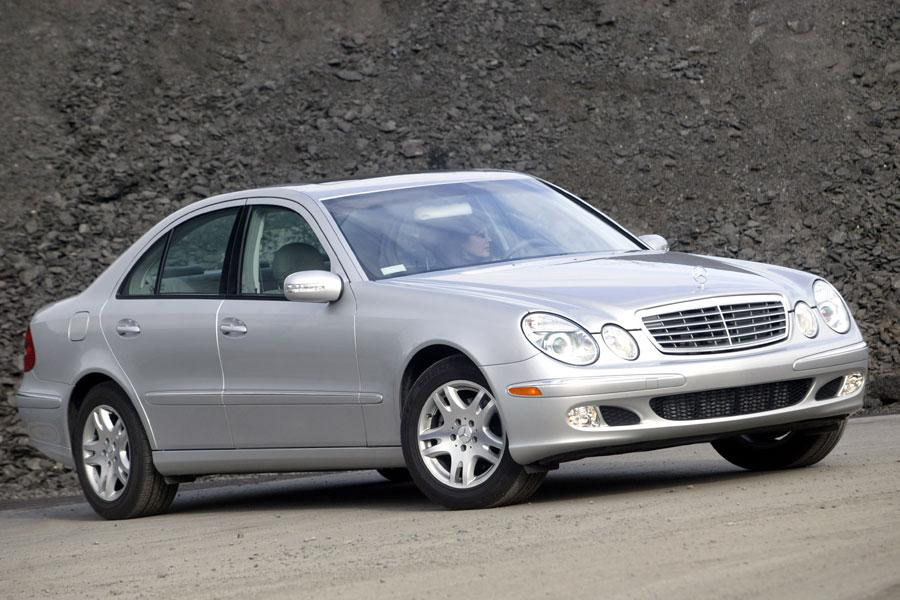 2006 mercedes benz e class overview. Black Bedroom Furniture Sets. Home Design Ideas