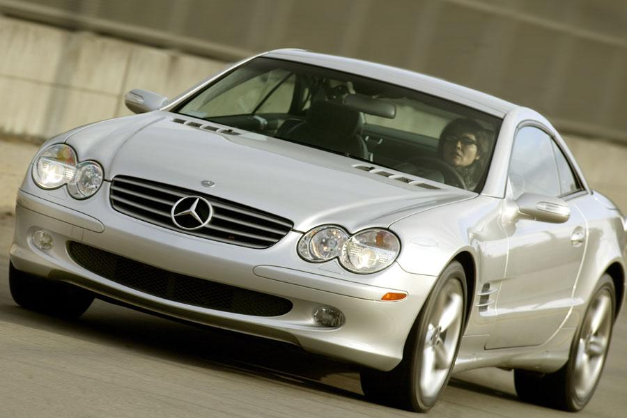 2006 Mercedes-Benz SL-Class Photo 3 of 12