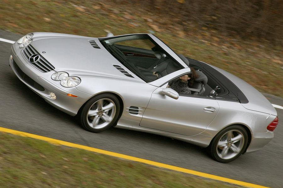 2006 Mercedes-Benz SL-Class Photo 4 of 12