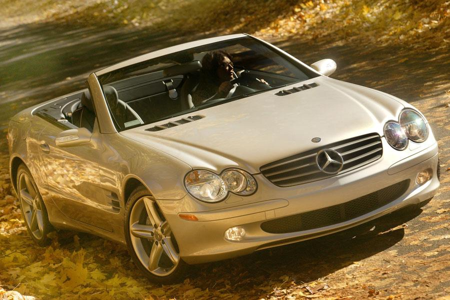 2006 Mercedes-Benz SL-Class Photo 5 of 12