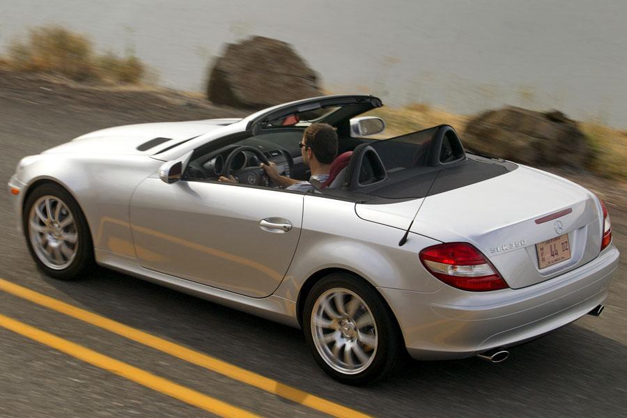 2006 Mercedes-Benz SLK-Class Photo 3 of 11
