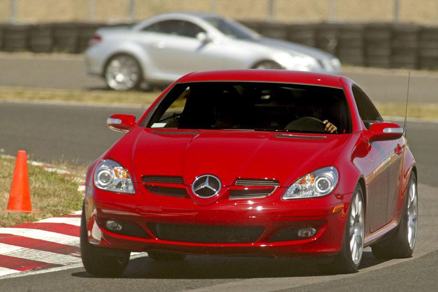 2006 Mercedes-Benz SLK-Class Photo 6 of 11