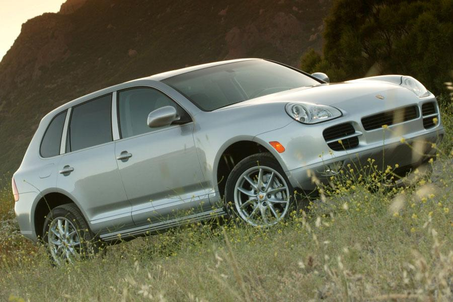 2006 Porsche Cayenne Photo 4 of 9