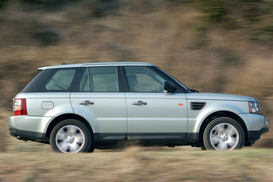 2006 Land Rover Range Rover Sport Overview Cars Com