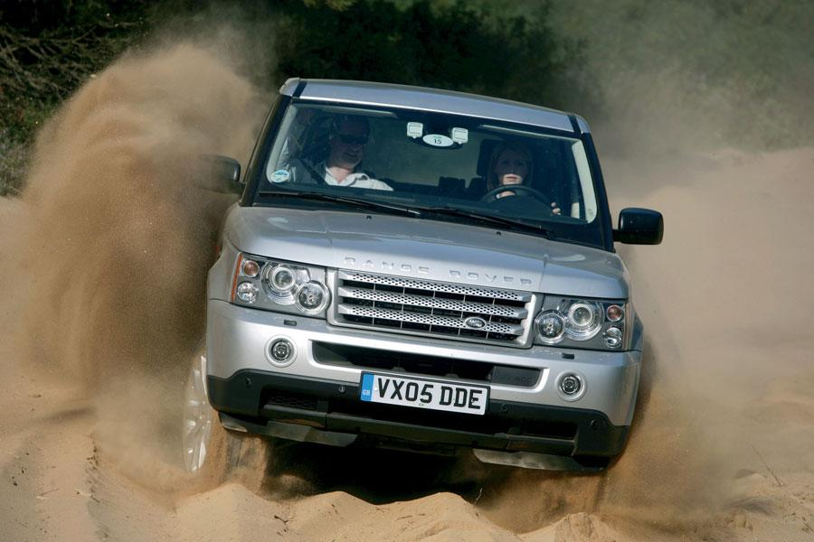 2006 land rover range rover sport specs pictures trims. Black Bedroom Furniture Sets. Home Design Ideas