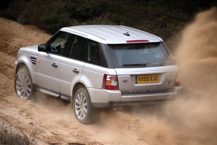 on Range Rover Recall