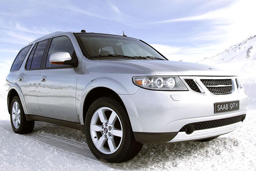 2006 Saab 9-7X Photo 3 of 6