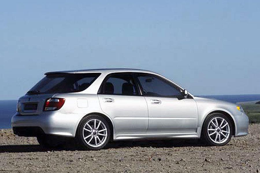 2006 Saab 9-2X Photo 2 of 3