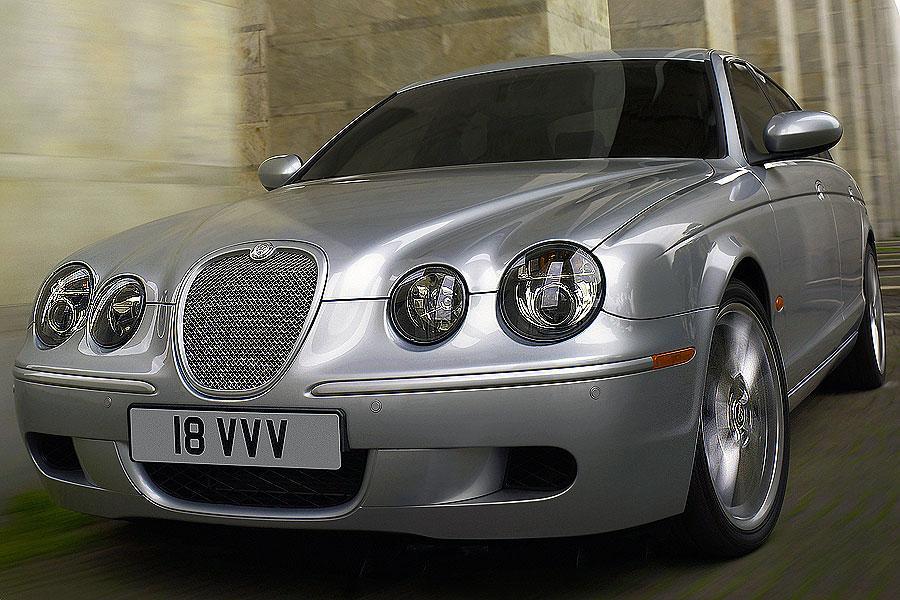 2007 Jaguar S-Type Photo 1 of 4