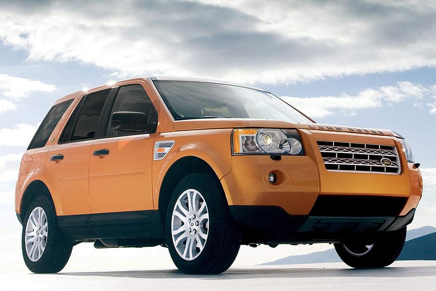 2008 Land Rover Lr2 Overview Cars Com