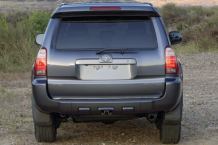 2007 toyota 4runner overview. Black Bedroom Furniture Sets. Home Design Ideas