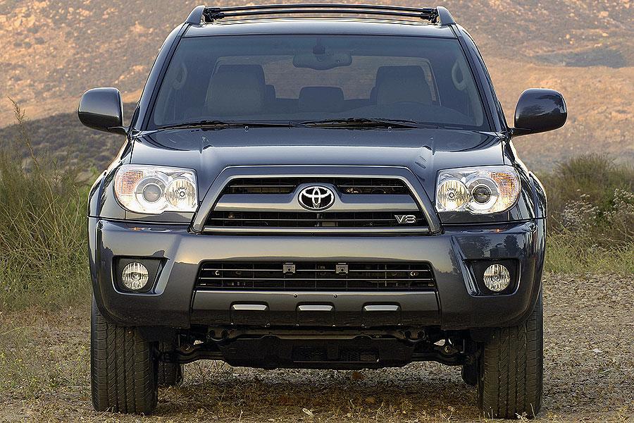 2007 Toyota 4Runner Photo 4 of 11