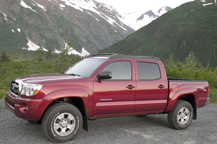 2007 Toyota Tacoma Photo 3 of 12