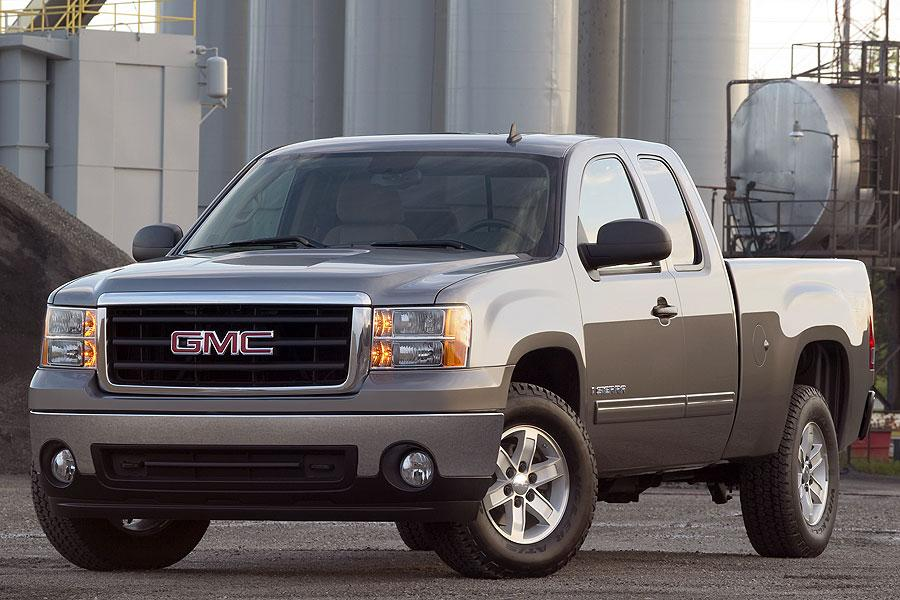 2007 GMC Sierra 1500 Photo 1 of 10