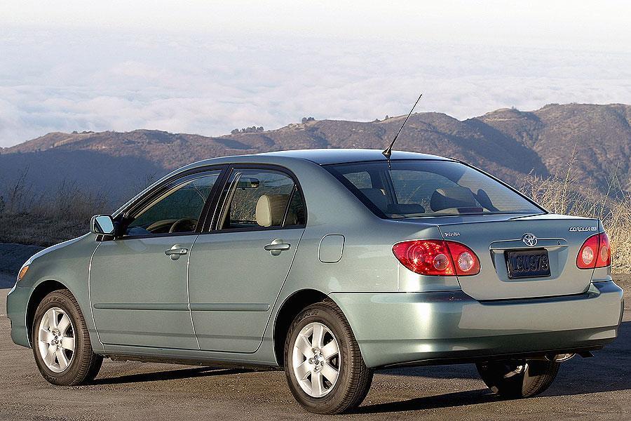 2007 Toyota Corolla Overview  Carscom