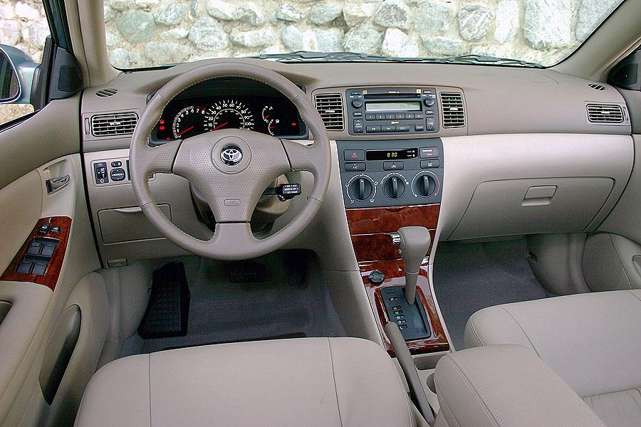 2007 toyota corolla specs pictures trims colors. Black Bedroom Furniture Sets. Home Design Ideas
