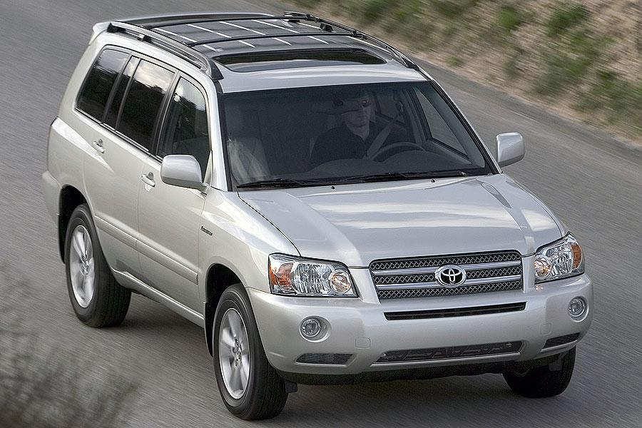 2013 Toyota Highlander For Sale >> 2007 Toyota Highlander Reviews, Specs and Prices | Cars.com