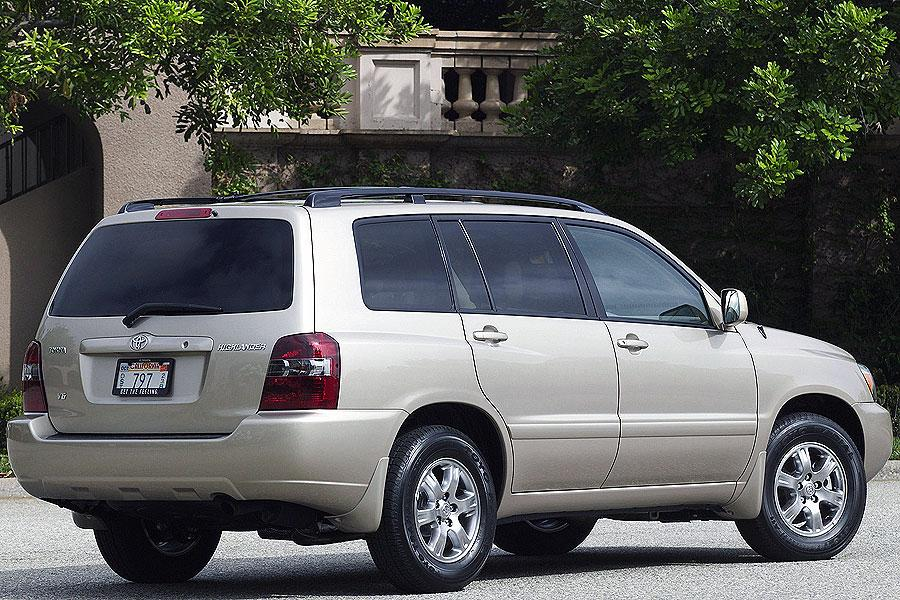 2007 Toyota Highlander Photo 4 of 13