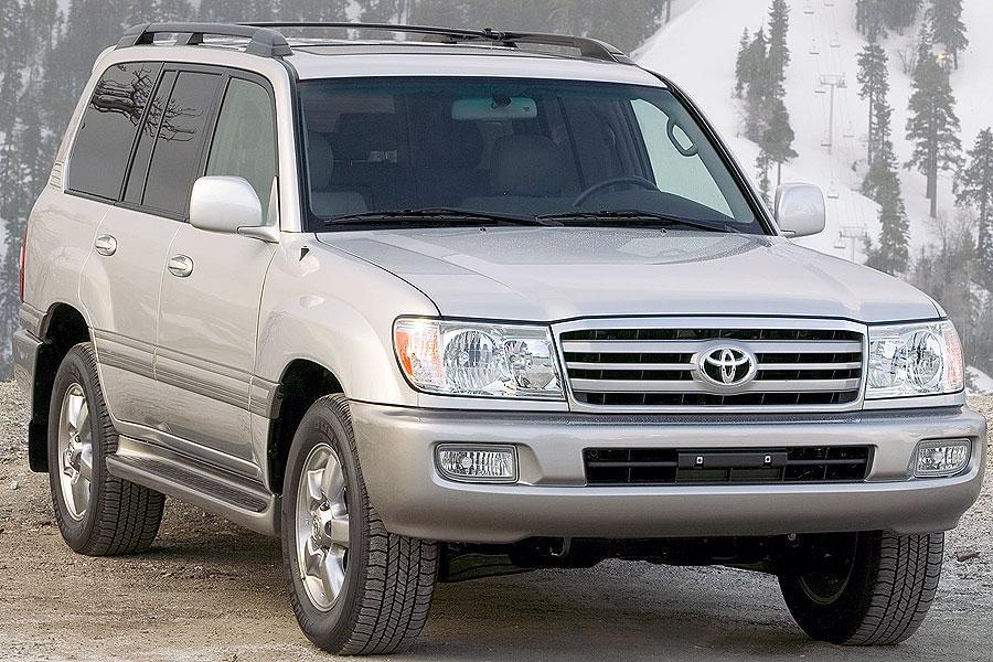 2007 Toyota Land Cruiser Overview Cars Com