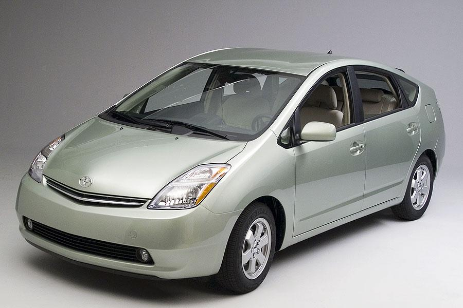 2007 toyota prius overview. Black Bedroom Furniture Sets. Home Design Ideas