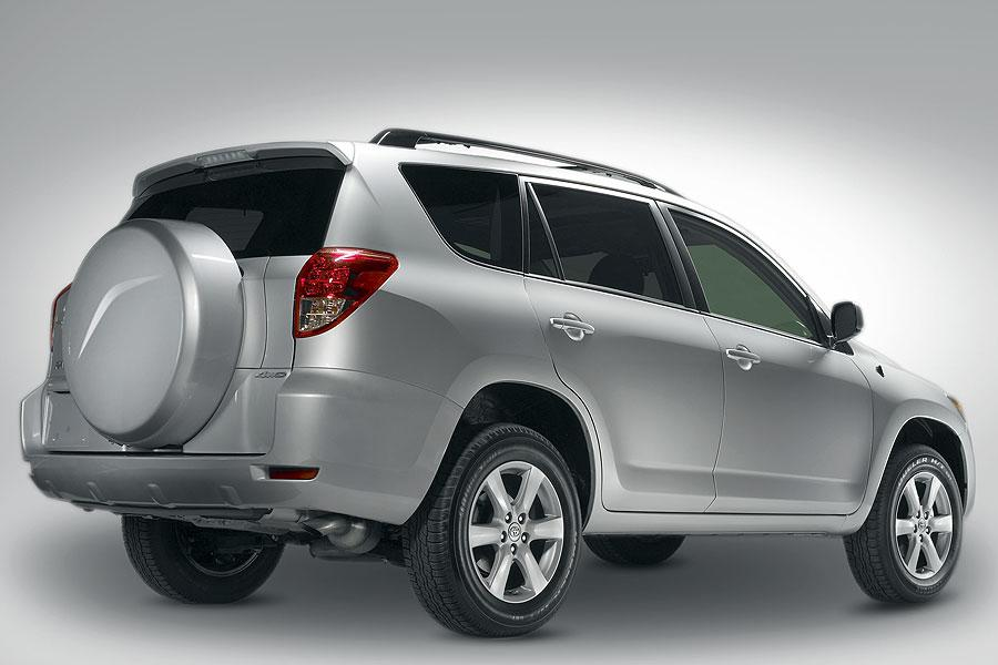 2007 Toyota RAV4 Photo 3 of 10