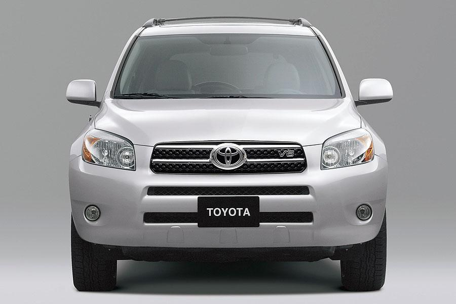 2007 Toyota RAV4 Photo 4 of 10