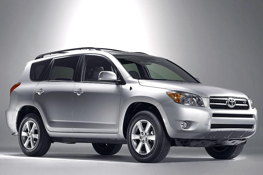 2007 Toyota Rav4 Overview Cars Com
