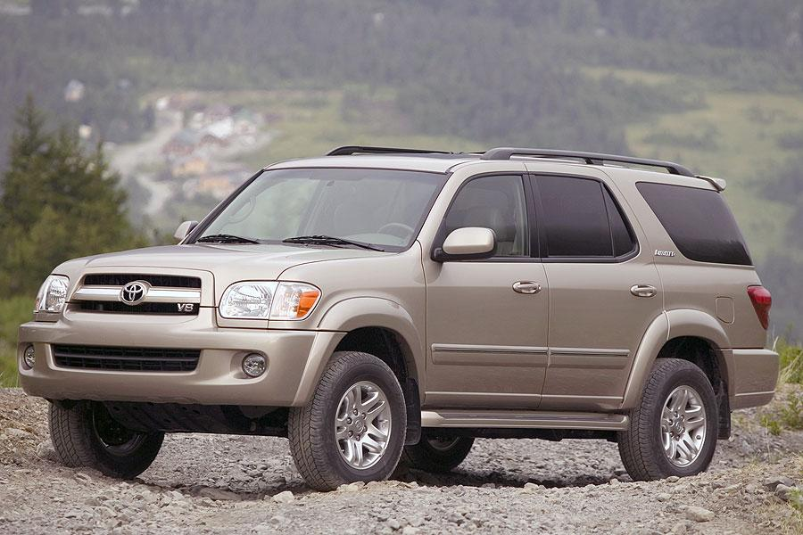 2007 Toyota Sequoia Overview Cars Com