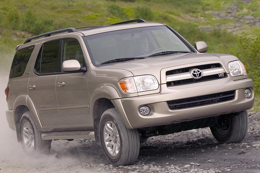 2007 Toyota Sequoia Photo 4 of 13